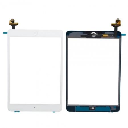 iPad Mini 2 Touch Skærm (OEM) – Med Home knap – Hvid