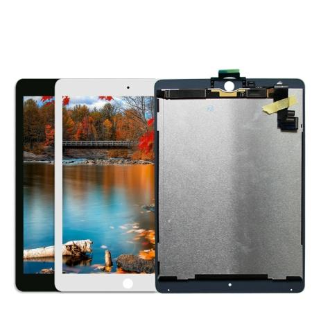 iPad Air 2 Komplet Touch og Lcd Skærm (Oem Kvalitet) - Hvid