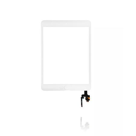 iPad Mini 3 Touch Skærm (OEM) – Med Home knap – Hvid