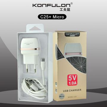 Konfulon Micro Oplader /Charger (40 Stk)