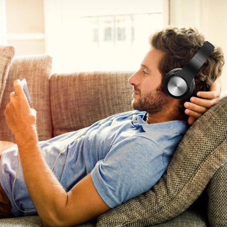 Trådløse Bluetooth Høretelefoner - BT-818