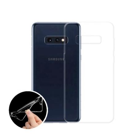 Samsung S10 Plus Ultra Tyndt Cover (Gennemsigtig)