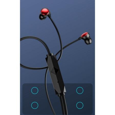 Hovedtelefoner Stereo Headset Med Mikrofon -Usams EP-40