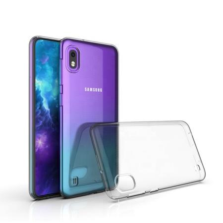 Samsung A21s Ultra Tyndt Cover (Gennemsigtig)