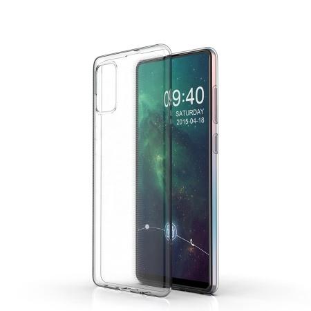 Samsung A71 Ultra Tyndt Cover (Gennemsigtig)
