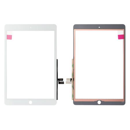 iPad 8 Gen. 10,2 Touch Skærm (OEM)  – Hvid