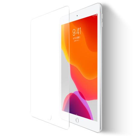 iPad Air 1/2 - IPad 5/6 9H 2.5D Skærmbeskyttelse  9H 2.5D - Gennemsigtig