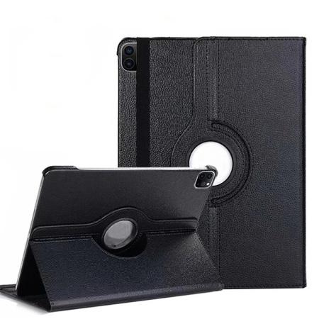 iPad Pro 12,9 3/4 Gen. - 360 graders rotering Flip PU Læder  Cover