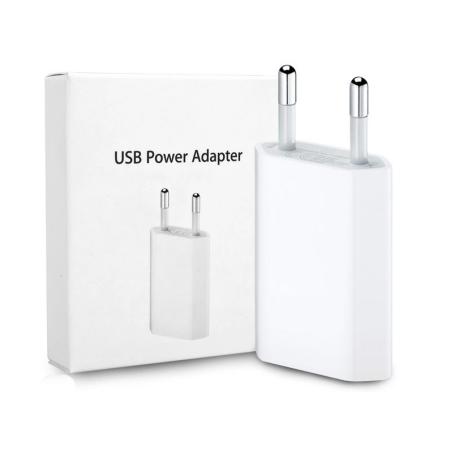 iPhone / iPad / iPod USB strømforsyning - 5W